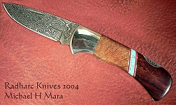 Finest quality knives by a custom knifemaker