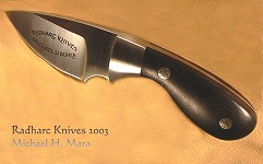 Hand made knives for hunters and collectors