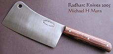 High Performane Cook's Meat Cleaver