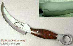 High performance hunting knife