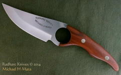 Superior hunting and camp knife